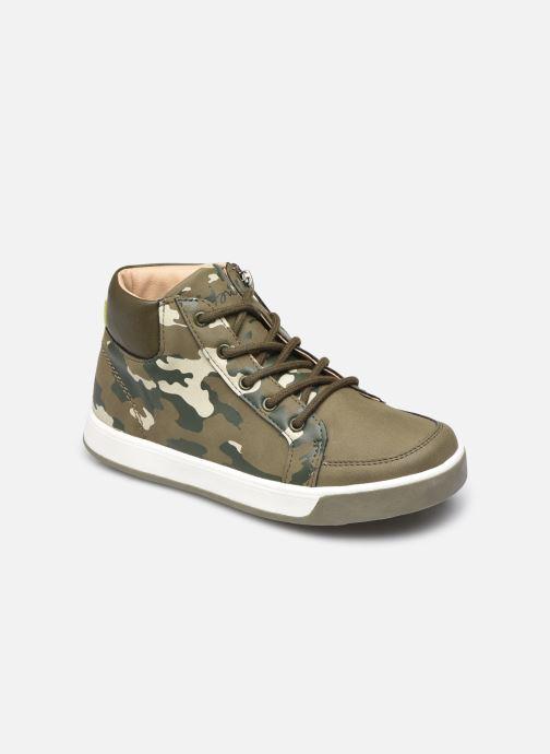 Sneaker Tom Joule Runaround grün detaillierte ansicht/modell