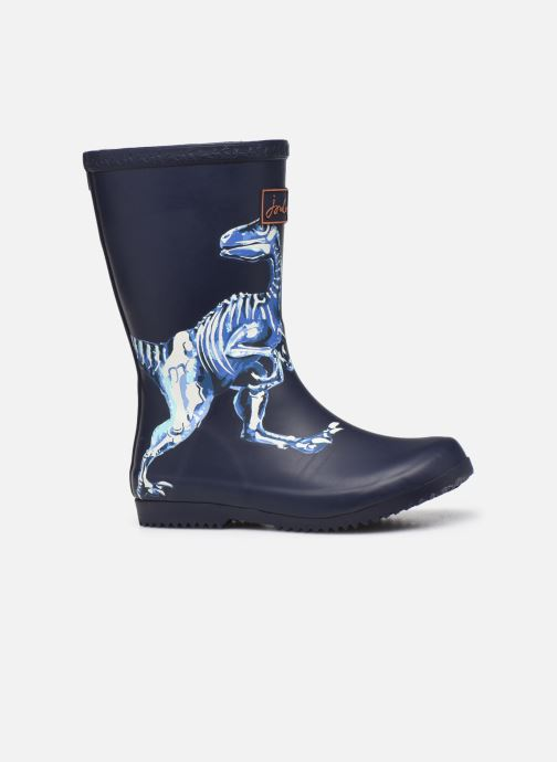 Botas Tom Joule Boys Roll Up Welly Azul vistra trasera
