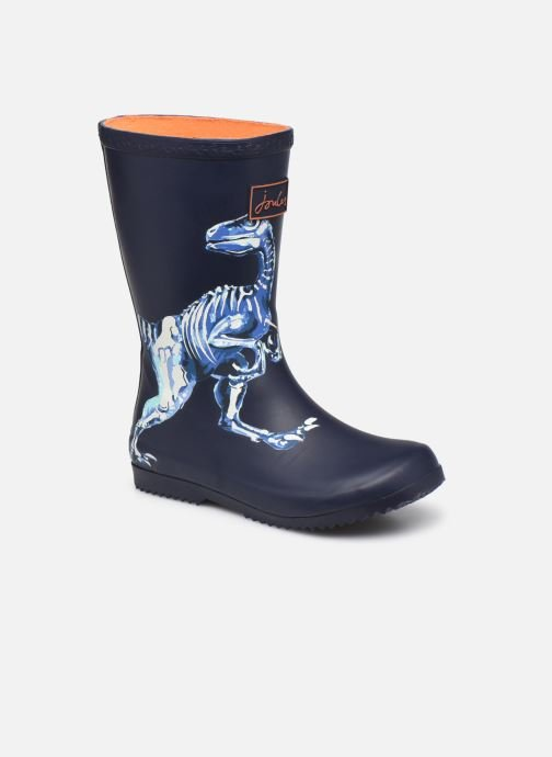 Stiefel Kinder Boys Roll Up Welly
