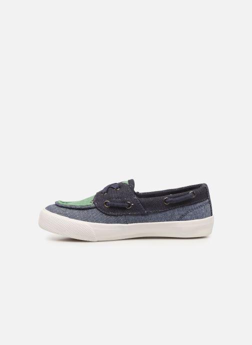 Zapatos con cordones Tom Joule Falmouth Azul vista de frente