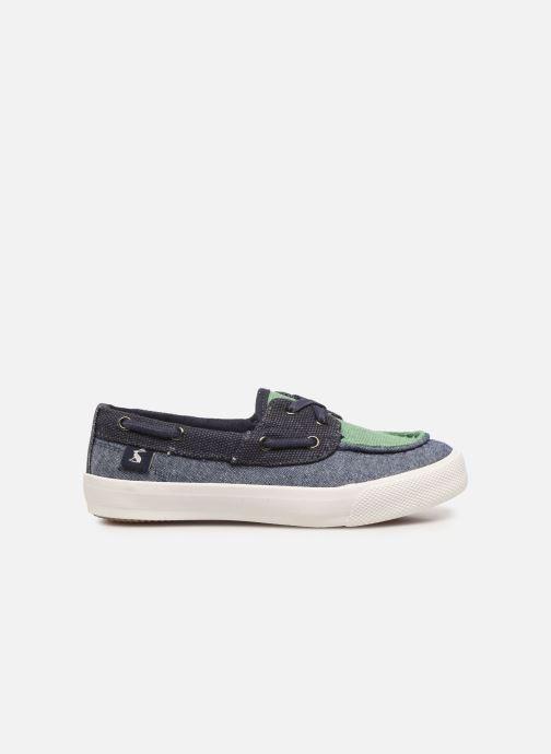 Zapatos con cordones Tom Joule Falmouth Azul vistra trasera