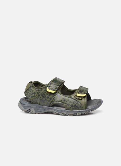 Sandalen Tom Joule Rockwell grün ansicht von hinten