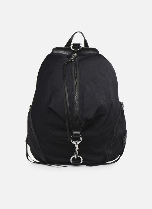 Mochilas Rebecca Minkoff Julian Nylon Backpack Negro vista de detalle / par