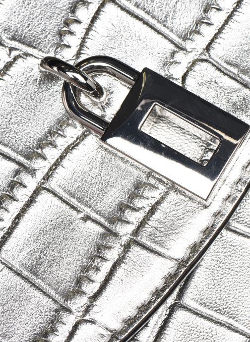 Handtaschen Rebecca Minkoff Love Too Crossbody silber ansicht von links