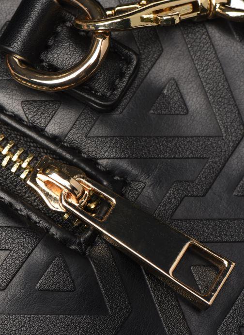Handtaschen Aldo PERMELIA schwarz ansicht von links