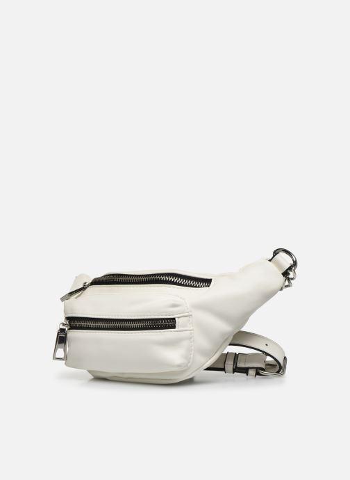 Pelletteria Aldo MAZEL Bianco modello indossato