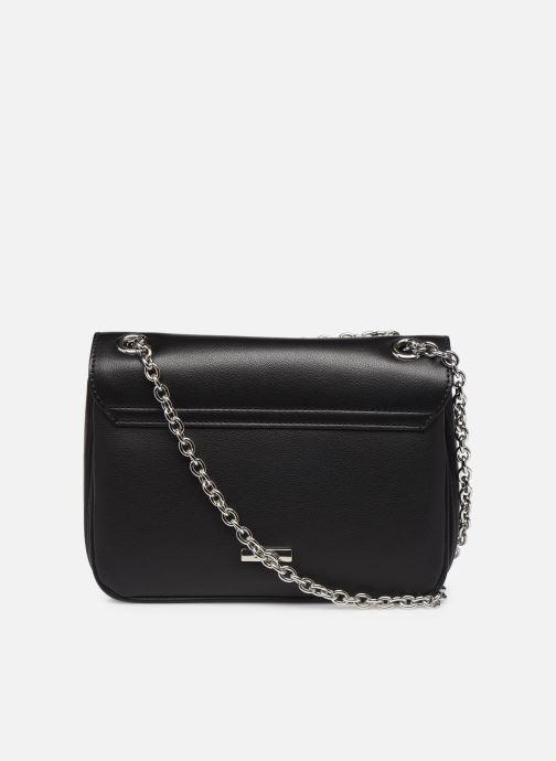 Handtaschen Aldo AGRIERIA schwarz ansicht von vorne