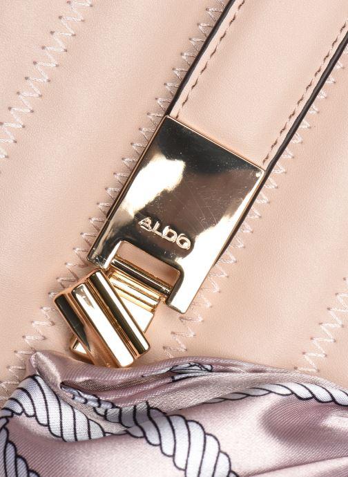 Bolsos de mano Aldo CARRAZEDA Blanco vista lateral izquierda