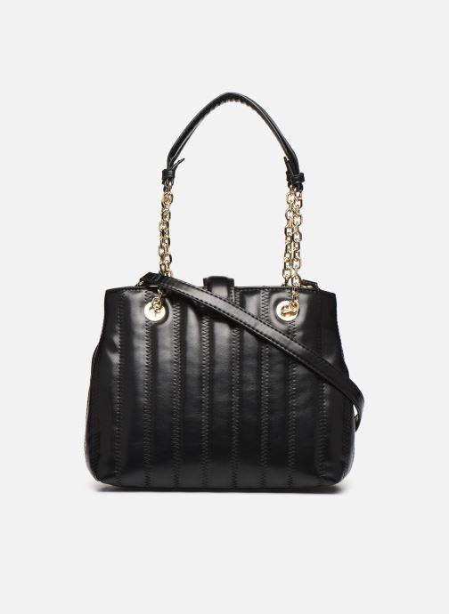 Handtaschen Aldo CARRAZEDA schwarz ansicht von vorne