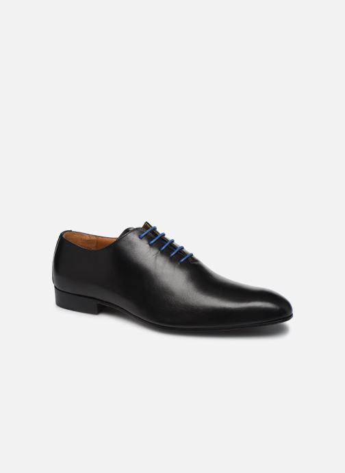Chaussures à lacets Marvin&Co Noveri Noir vue détail/paire