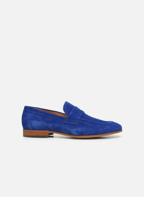 Mocasines Marvin&Co Newmoc Azul vistra trasera