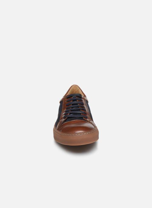 Baskets Marvin&Co Nivana Bleu vue portées chaussures