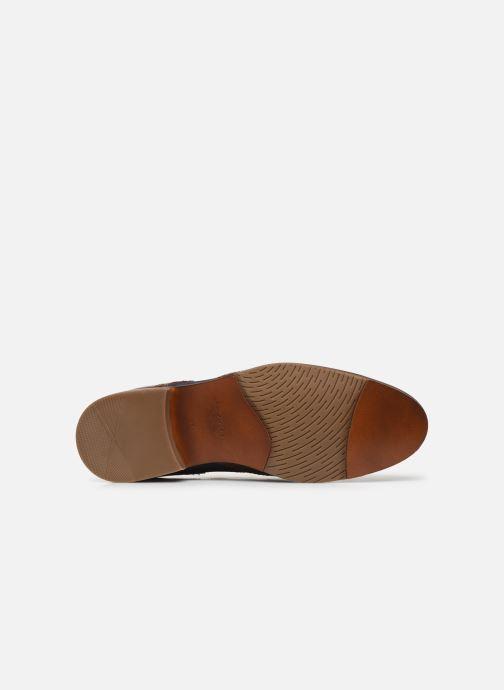 Chaussures à lacets Marvin&Co Nirina Marron vue haut