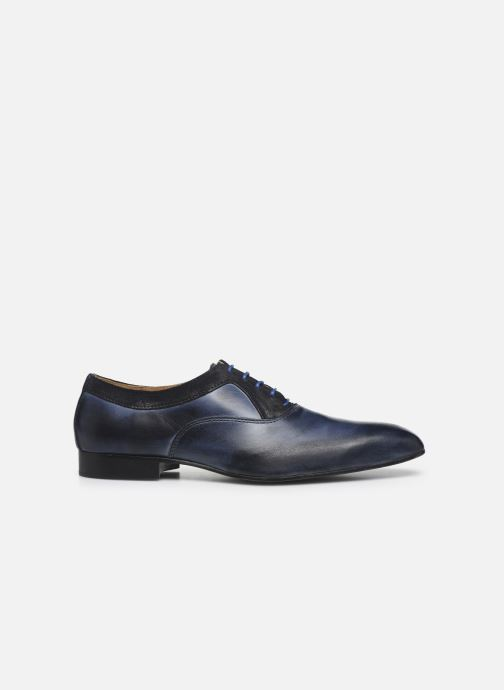 Zapatos con cordones Marvin&Co Nyrio Azul vistra trasera