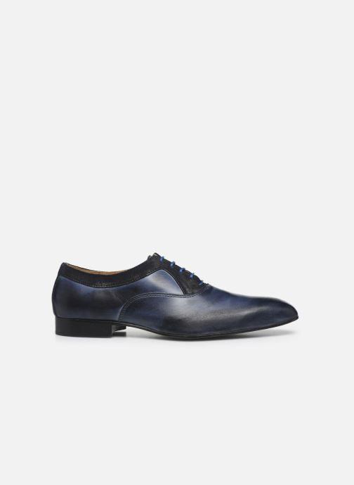 Chaussures à lacets Marvin&Co Nyrio Bleu vue derrière