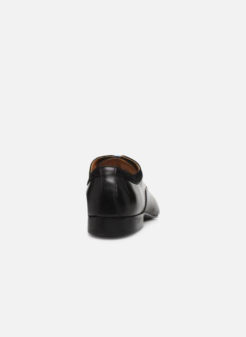 Chaussures à lacets Marvin&Co Nyrio Noir vue droite