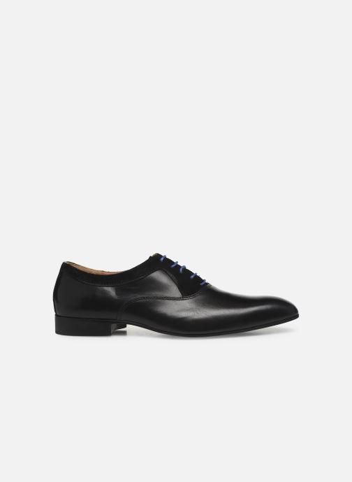 Chaussures à lacets Marvin&Co Nyrio Noir vue derrière