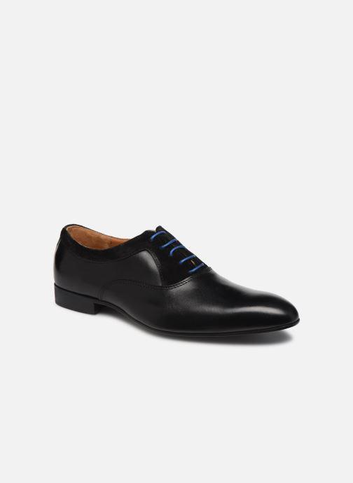 Chaussures à lacets Marvin&Co Nyrio Noir vue détail/paire