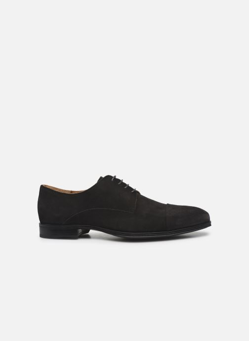 Lace-up shoes Marvin&co Nonty Grey back view