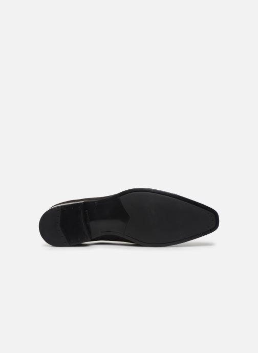 Chaussures à lacets Marvin&Co Nonty Gris vue haut
