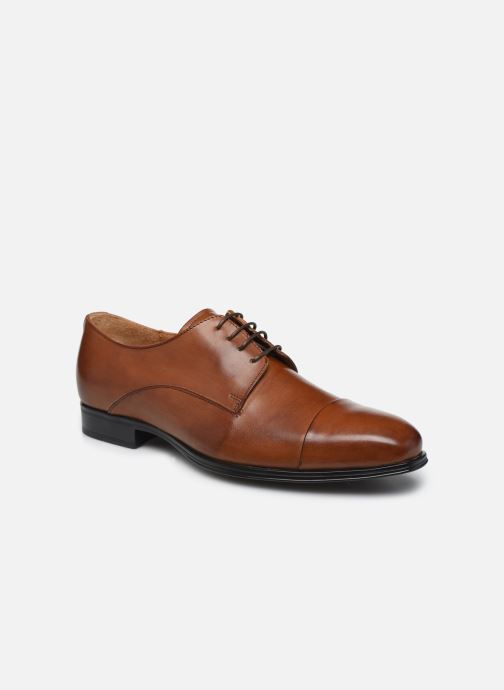 Zapatos con cordones Marvin&Co Nonty Marrón vista de detalle / par