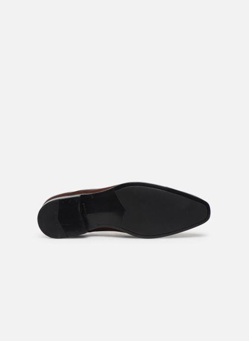 Chaussures à lacets Marvin&Co Nonty Marron vue haut