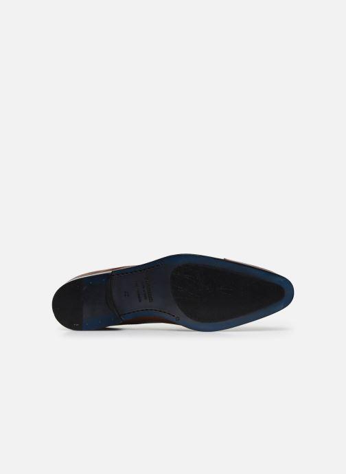 Chaussures à lacets Marvin&Co Nueva Marron vue haut