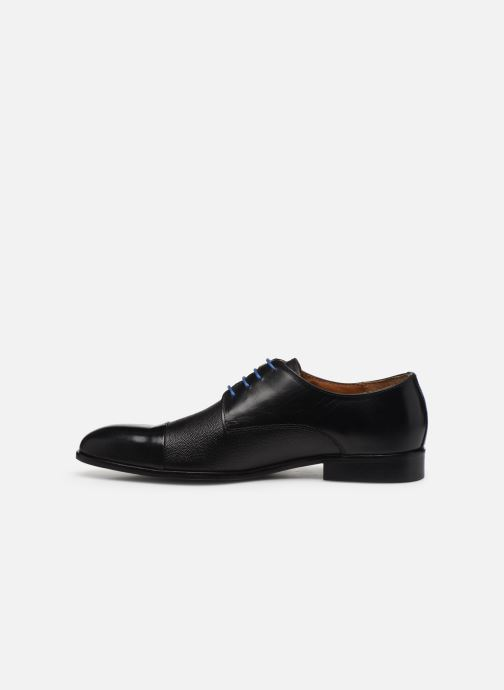 Zapatos con cordones Marvin&Co Nueva Negro vista de frente