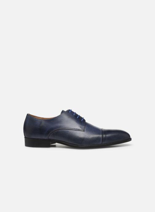 Zapatos con cordones Marvin&Co Nueva Azul vistra trasera