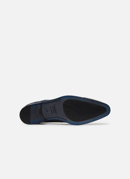 Chaussures à lacets Marvin&Co Nueva Bleu vue haut