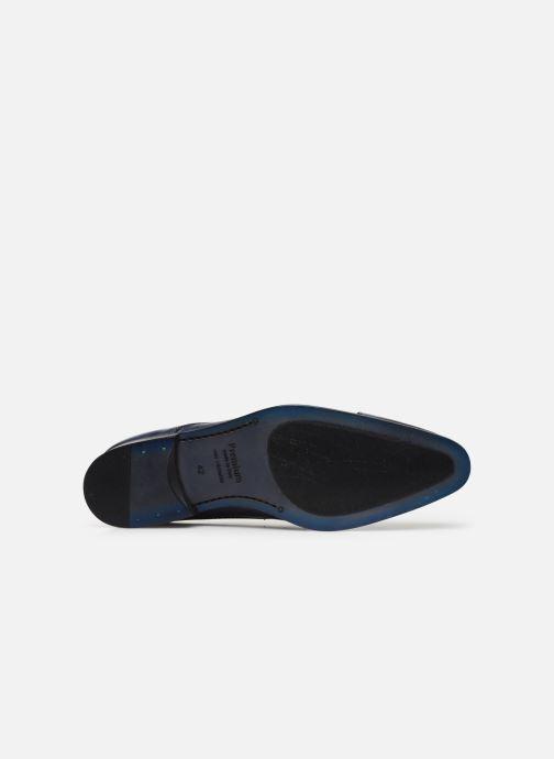 Zapatos con cordones Marvin&Co Nueva Azul vista de arriba