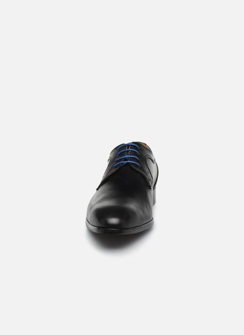 Zapatos con cordones Marvin&Co Nevery Negro vista del modelo