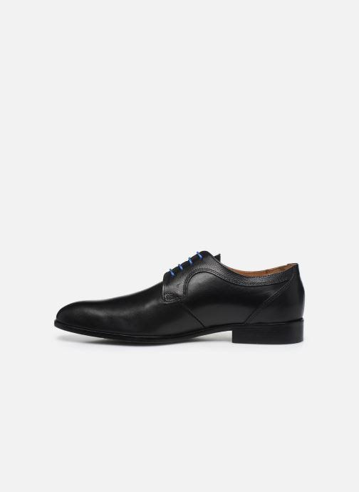 Zapatos con cordones Marvin&Co Nevery Negro vista de frente