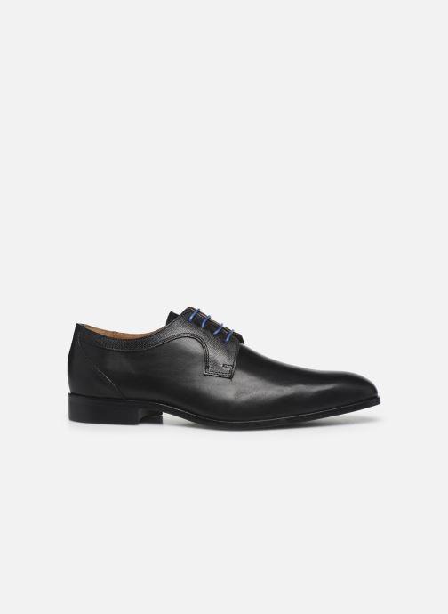Zapatos con cordones Marvin&Co Nevery Negro vistra trasera
