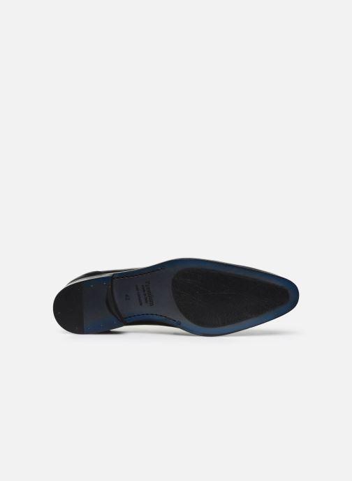 Zapatos con cordones Marvin&Co Nevery Negro vista de arriba