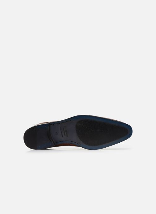 Zapatos con cordones Marvin&Co Nevery Marrón vista de arriba