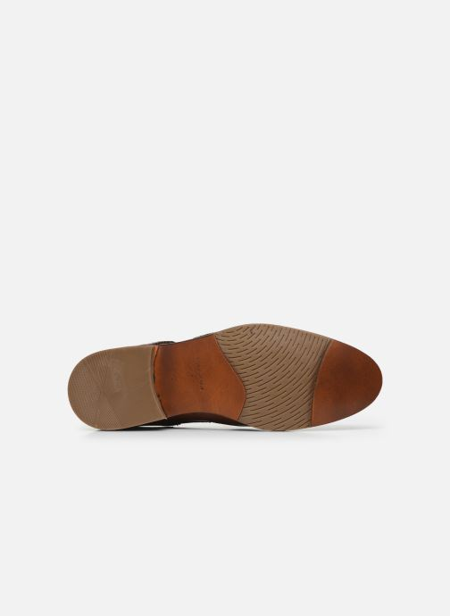 Lace-up shoes Marvin&co Nucho Brown view from above
