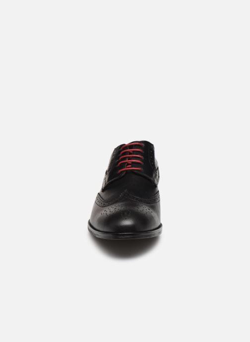 Chaussures à lacets Marvin&Co Nucho Noir vue portées chaussures