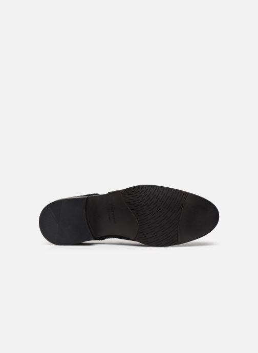 Zapatos con cordones Marvin&Co Nucho Negro vista de arriba
