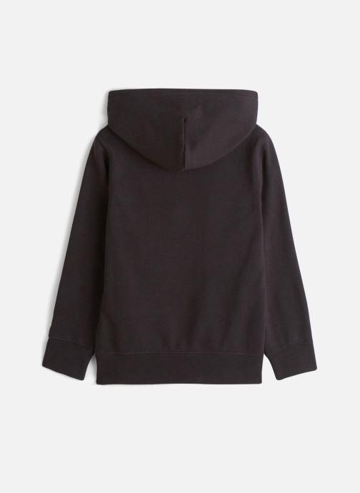 Vêtements Champion Hooded Sweatshirt 305249 Noir vue bas / vue portée sac