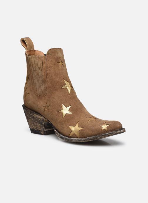 Stiefeletten & Boots Mexicana Circus beige detaillierte ansicht/modell