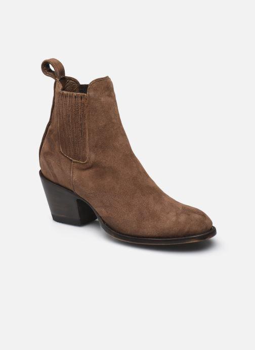 Stiefeletten & Boots Damen Gaucho Long Stitch
