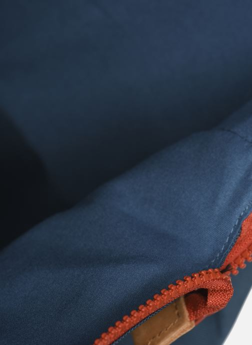 Mochilas Faguo Cycling Polyester Azul vistra trasera