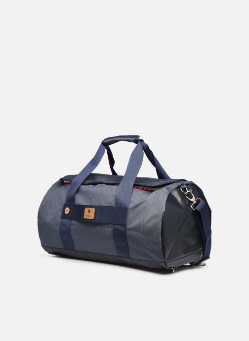 Bolsas de deporte Faguo Traveler Polyester Negro vista del modelo