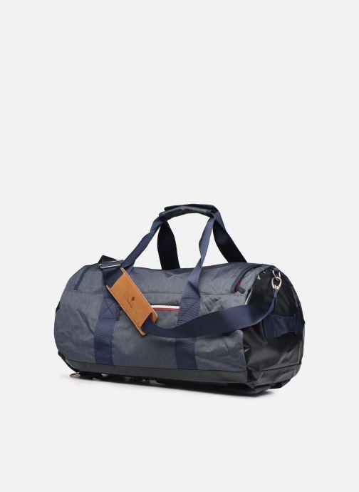 Bolsas de deporte Faguo Traveler Polyester Negro vista lateral derecha