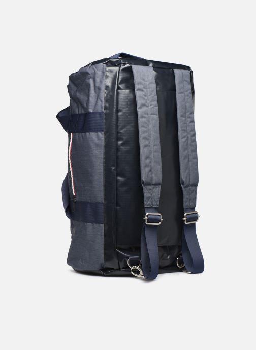 Bolsas de deporte Faguo Traveler Polyester Negro vista lateral izquierda