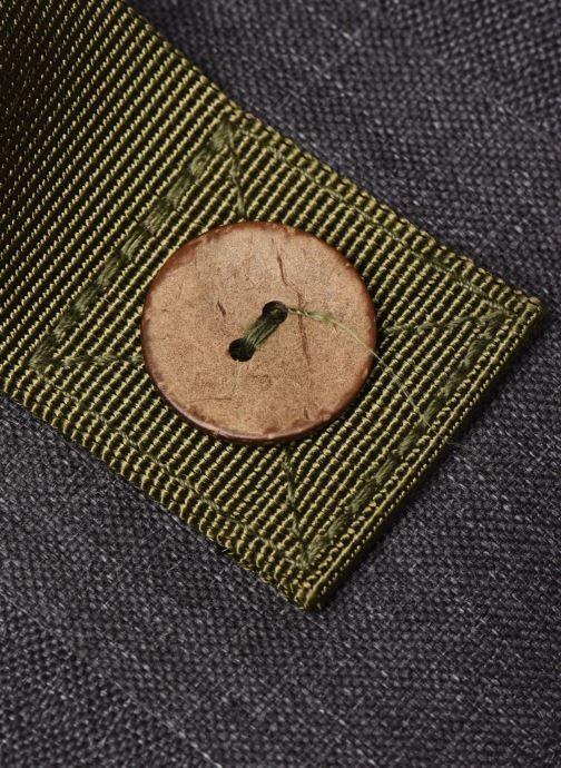Bolsas de deporte Faguo Big Duffle Polyester Negro vista lateral izquierda