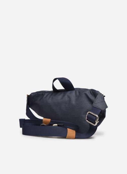 Vêtements Faguo Hipbag Polyester Bleu vue droite