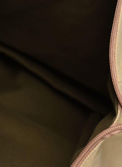 Sacs à dos Faguo Cycling Cotton Nylon Beige vue derrière