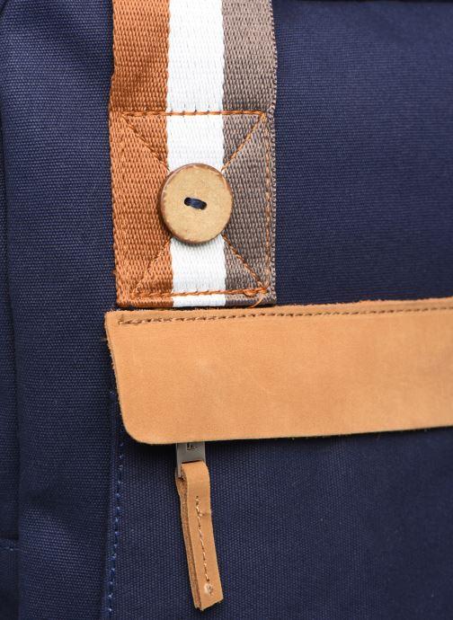 Mochilas Faguo Urbanbag Coton Negro vista lateral izquierda